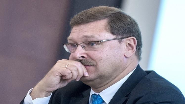 مسؤول روسي: العقوبات الاقتصادية يجب أن تعيد الوعي لتركيا