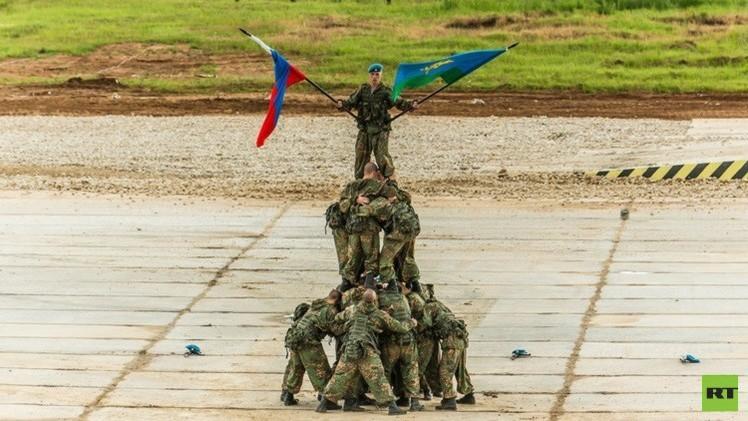 مقاطعة موسكو على موعد مع المنتدى العسكري الدولي الثاني