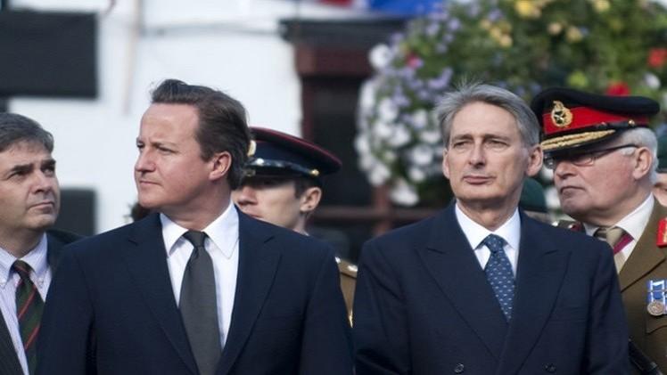 بريطانيا ترسل قوات خاصة إلى سوريا