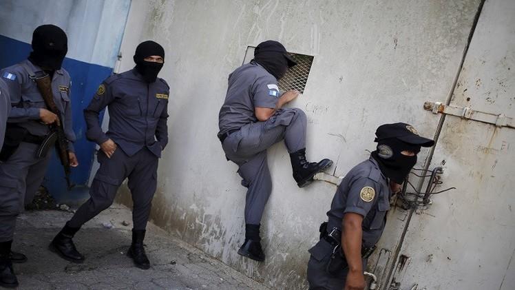 6 قتلى بسجن في غواتيمالا