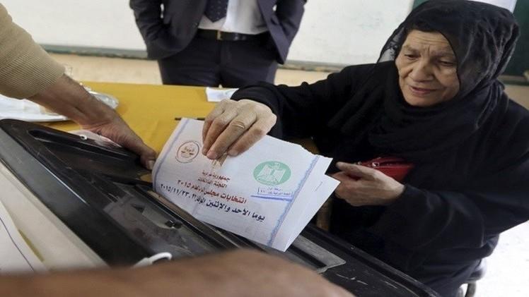 بدء جولة الإعادة للمرحلة الثانية من الانتخابات المصرية