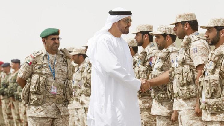 """الإمارات مستعدة للتدخل البري في سوريا.. ولا استياء من القصف الروسي لـ""""داعش"""""""