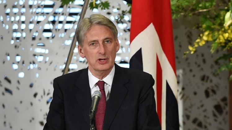 هاموند واثق من موافقة البرلمان البريطاني على تنفيذ غارات جوية بسوريا