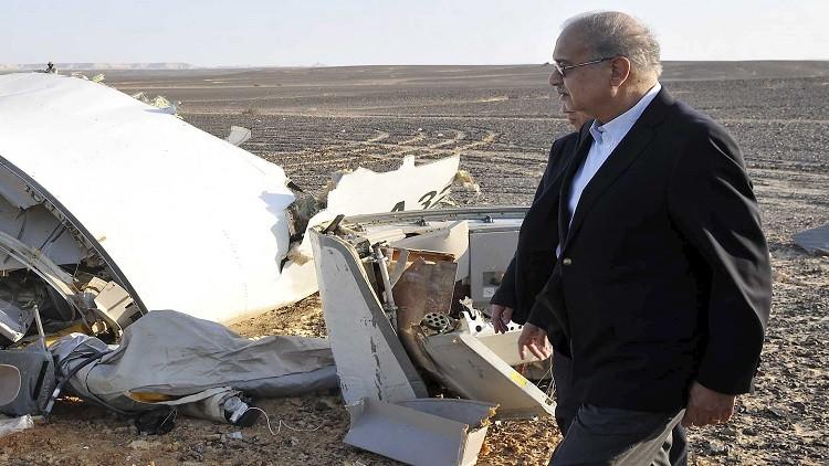 خبراء روس وفرنسيون ومصريون يحققون في أسباب كارثة الطائرة الروسية