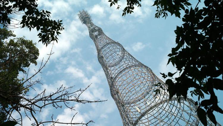 فلاديمير شوخوف ... مهندس برج تلفزيون موسكو وغيره من الهياكل المعدنية الشبكية