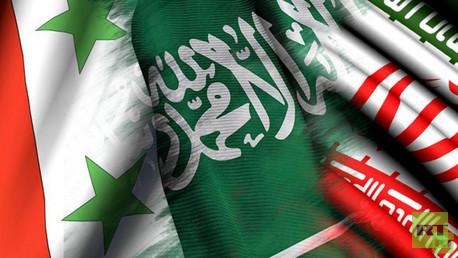 السعودية وإيران والتنافس في المنطقة