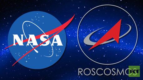 """""""ناسا"""" تسعى لتعزيز التعاون مع """"روس كوسموس"""""""