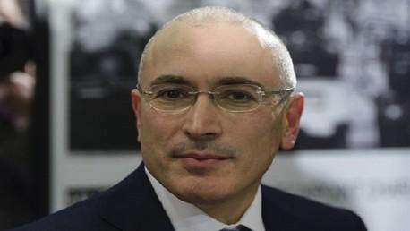 رجل الأعمال الروسي ميخائيل خودوركوفسكي