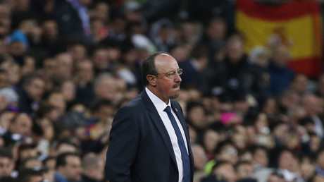 رئيس ريال مدريد يقرر إقالة بينيتيز بعد كارثة برشلونة