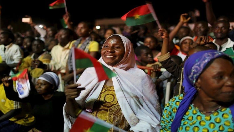 انتخاب كابوري رئيسا لبوركينا فاسو
