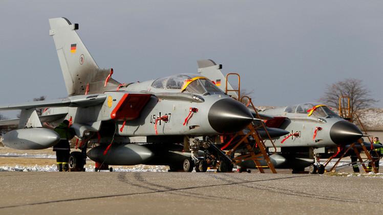 ألمانيا ترفض تقديم معلومات لروسيا عن مسارات تحليق مقاتلاتها في سوريا