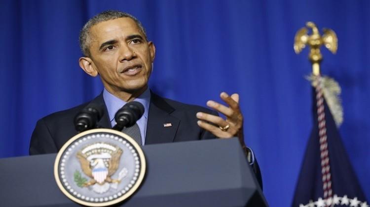 أوباما: سنستخدم كل ما لدينا من إمكانيات للقضاء على تنظيم