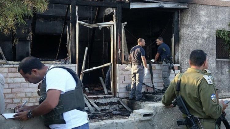السجن 3 سنوات ليهودي متطرف أحرق مدرسة بالقدس