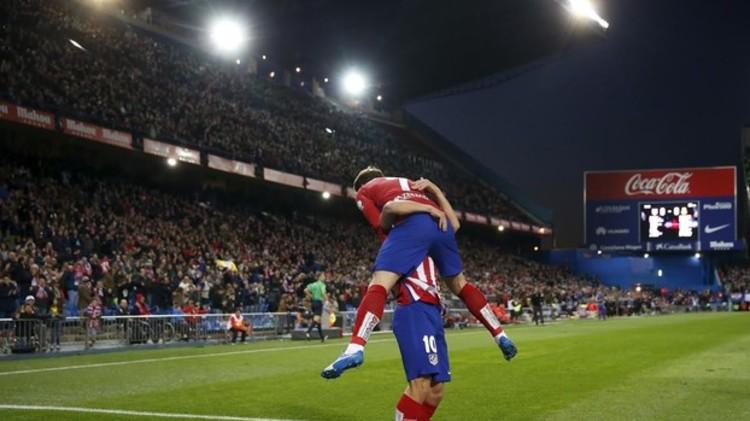 أتلتيكو مدريد يضع قدما في دور الـ 16 لكأس إسبانيا (فيديو)