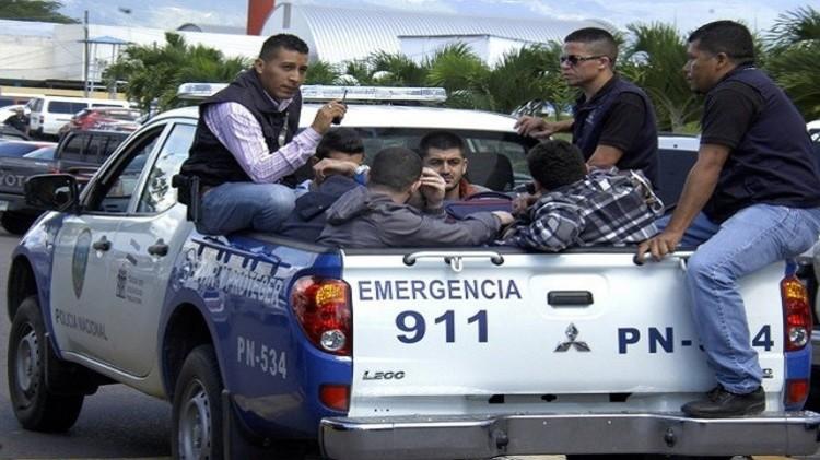 الإفراج عن 5 سوريين في هندوراس بعد محاولتهم الدخول إلى الولايات المتحدة