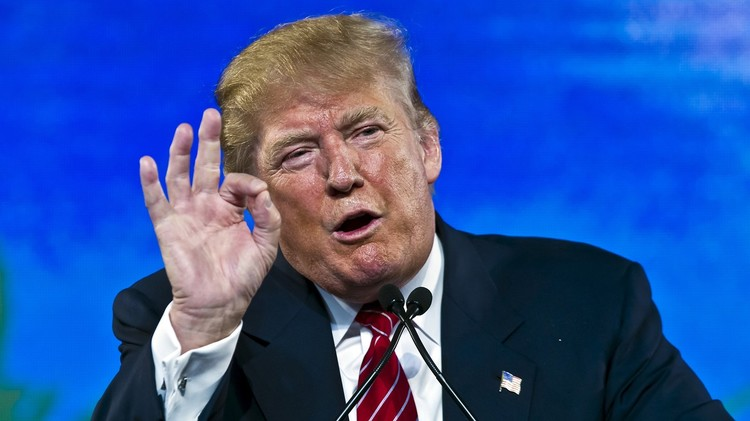 ترامب ينتزع الصدارة بين المرشحين الجمهوريين في الانتخابات الرئاسية الأمريكية