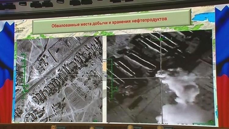 موسكو: أنقرة متورطة في شراء نفط داعش