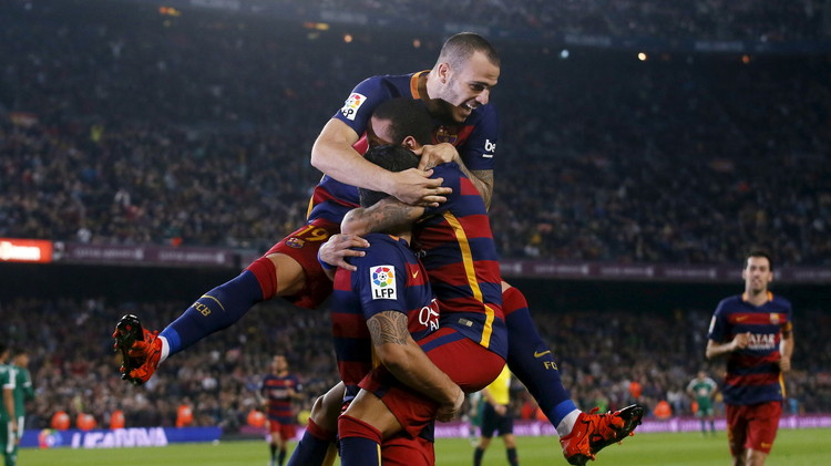 برشلونة يبلغ دور الـ 16 لكأس إسبانيا (فيديو)