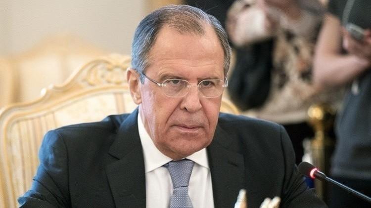 لافروف: لا يمكن تحقيق تسوية مستدامة في سوريا بلا قائمة موحدة للتنظيمات الإرهابية