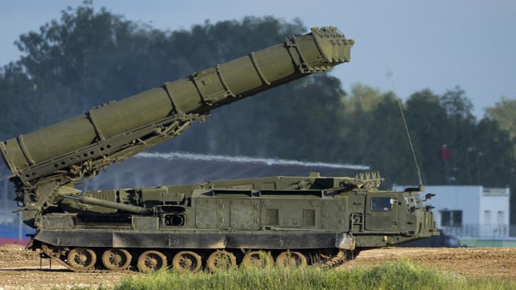 روسيا تؤكد بدء توريد صواريخ