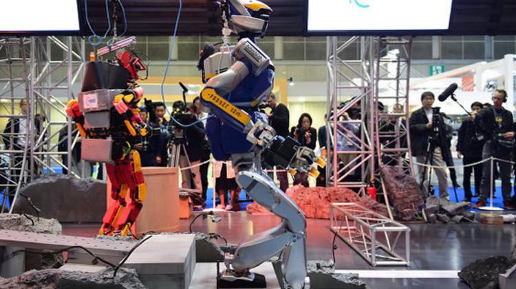 شركات روسية تحضر معرض الروبوتات في طوكيو بأفضل منتجاتها