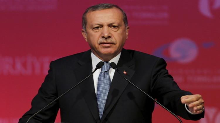 أردوغان يزعم امتلاك أدلة على تورط روسي من أصل سوري في شراء النفط من داعش