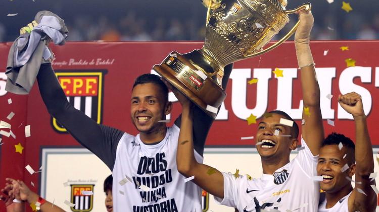 فيديو .. بالميراس ينتزع كأس البرازيل من سانتوس