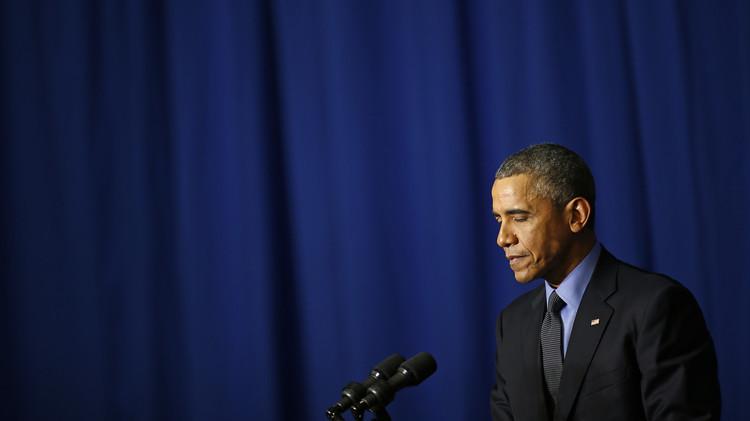 أوباما: لا نخطط لتدخل عسكري على نموذج عام 2003 في سوريا أو العراق