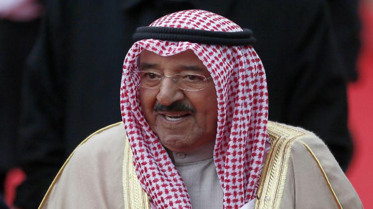 أمير الكويت: ما يمس السعودية يمس الكويت