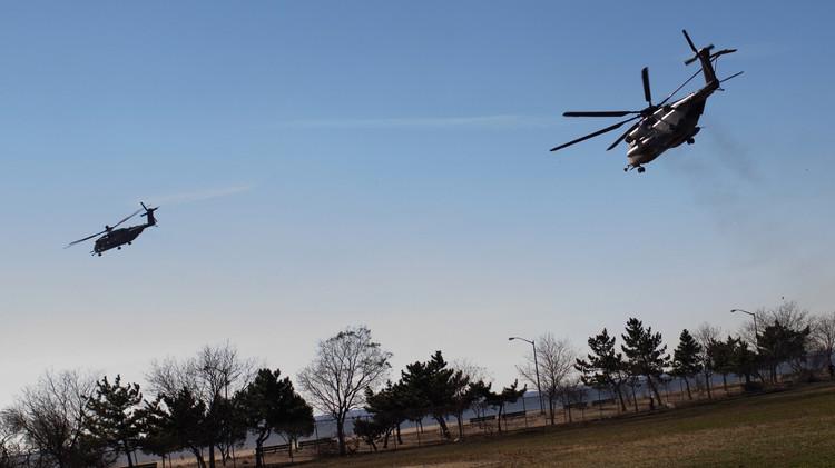 القوات البرية الأمريكية تعلق تحليقات طائراتها لـ 5 أيام بعد تحطم مروحيتين