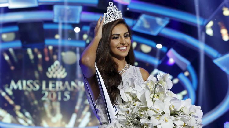 ملكة جمال لبنان للعام 2015 هي الأوفر حظا لنيل لقب ملكة جمال العالم
