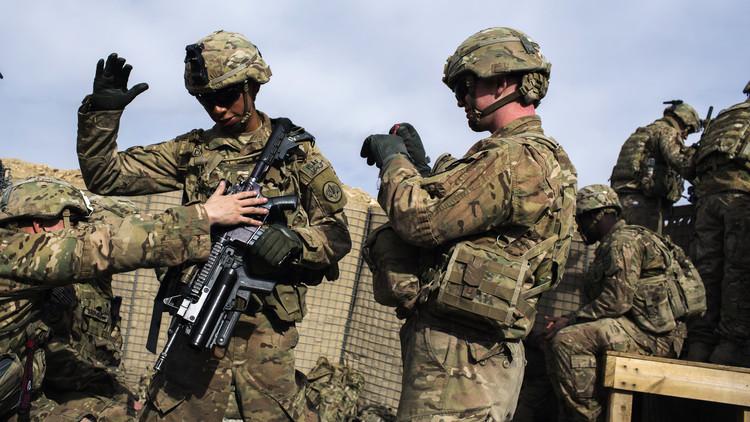 الجيش الأمريكي يعلن عن نجاح عملية للإفراج عن عشرات الرهائن من سجن لطالبان في أفغانستان