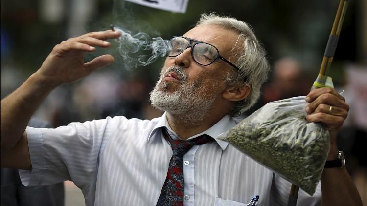 تعاطي الماريخوانا في كندا قانوني ابتداء من 2016