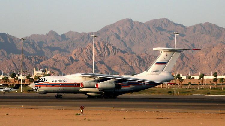 وزير روسي: استئناف الرحلات إلى مصر مرتبط بالإجراءات الأمنية في مطاراتها