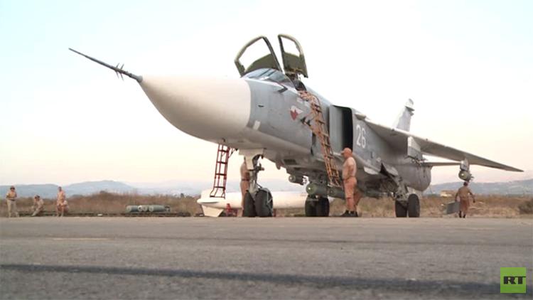 برلماني روسي ينفي وجود خطط لدى موسكو لزيادة عدد قواعدها في سوريا