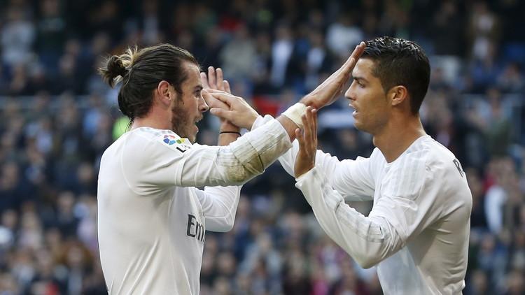 ريال مدريد يصب جام عضبه على جاره خيتافي (فيديو)