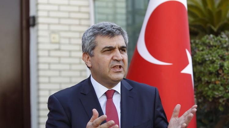 بغداد تستدعي السفير التركي وتسلمه احتجاجا بشأن دخول قوات تركية إلى العراق