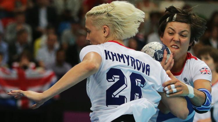 روسيا تفوز على النرويج في مونديال اليد