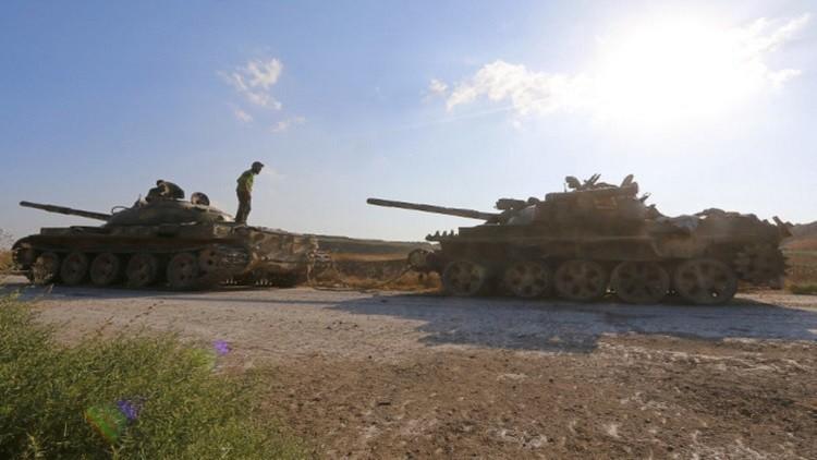 سوريا.. مقتل أكثر من 30 من مسلحي