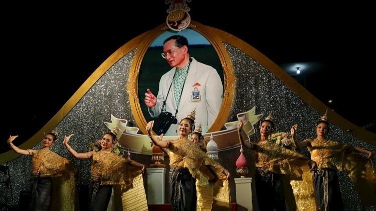 ملك تايلاند أطول ملوك العالم حكما وثالثهم من حيث العمر