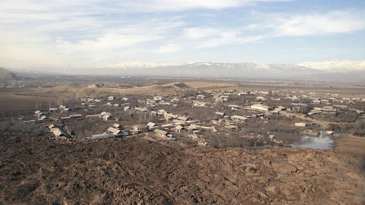 زلزال بقوة 7.2 درجة ريختر يضرب طاجيكستان