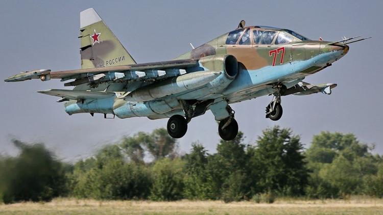 المقاتلة سوخوي- 25