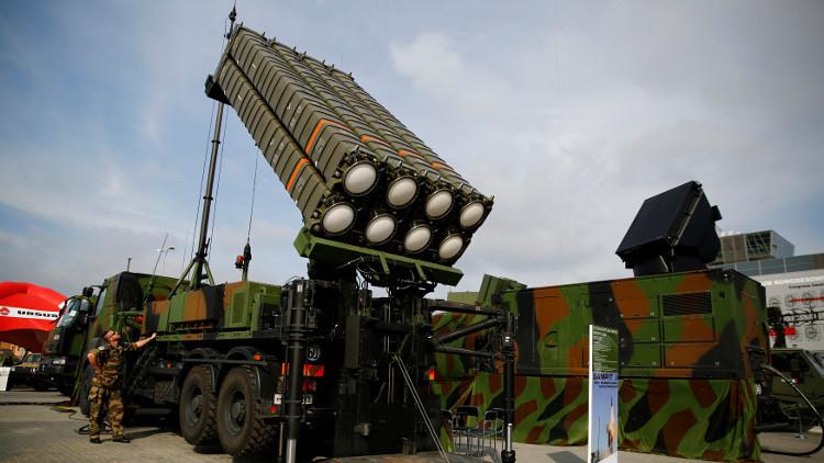صحيفة: تركيا تسعى إلى نشر منظومات صواريخ فرنسية إيطالية على الحدود مع سوريا