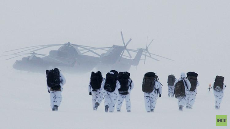 روسيا تتمدد إلى القطب الشمالي بـ 6 قواعد عسكرية