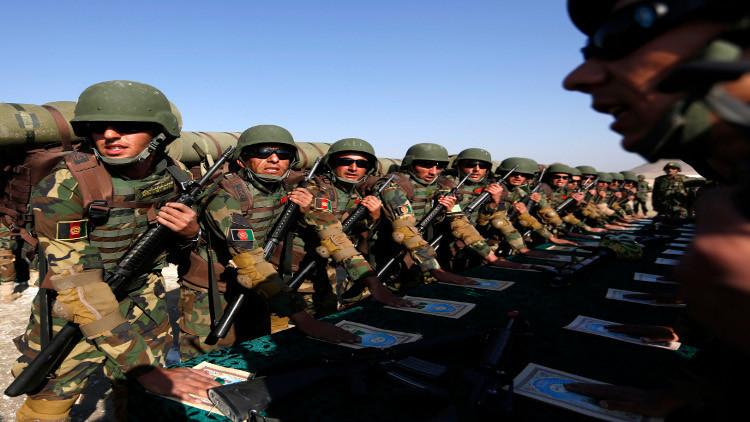 روسيا تتريث في توريد أسلحة جديدة لأفغانستان