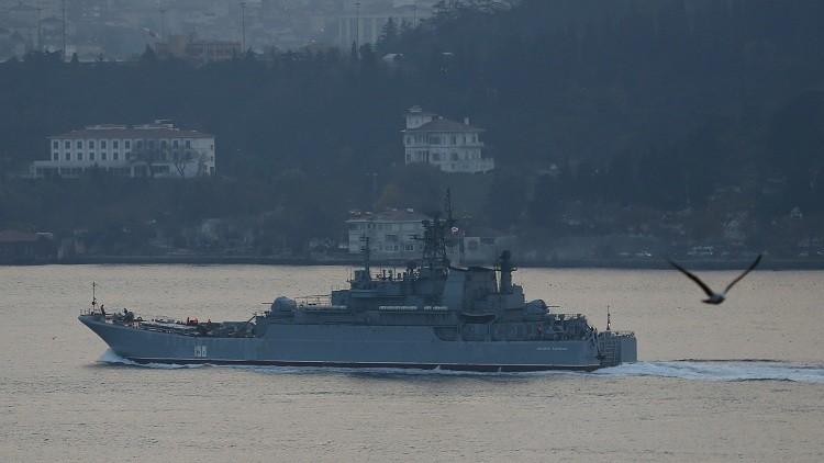أنقرة تستدعي السفير الروسي على خلفية المرور