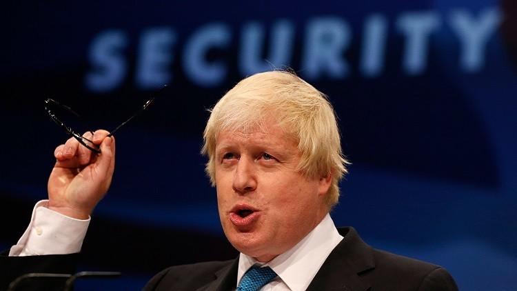عمدة لندن: على بريطانيا العمل مع بوتين والأسد لهزيمة