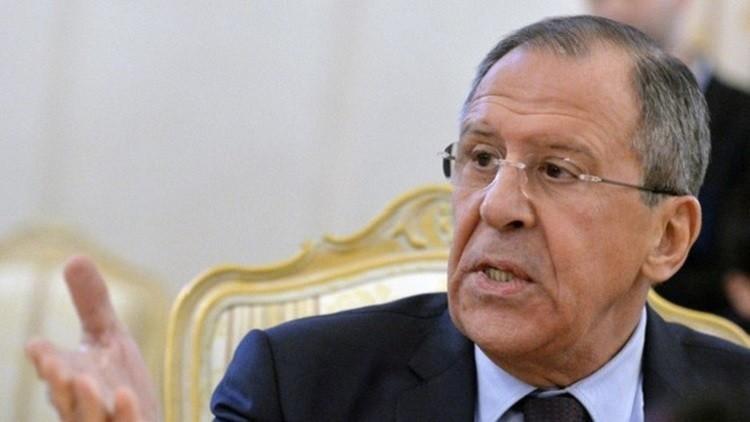 لافروف يفند مزاعم كيري عن تغير الموقف الروسي تجاه الأسد