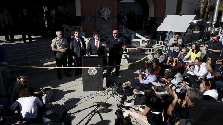 منفذا هجوم كاليفورنيا تدربا على إصابة الهدف قبل الهجوم