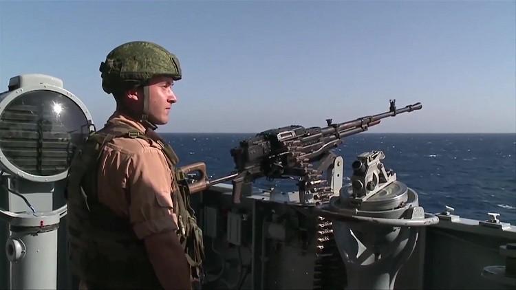 قائد بحري روسي: قواتنا تتواجد في محيطات العالم كافة ومستعدة لتنفيذ مهامها العسكرية